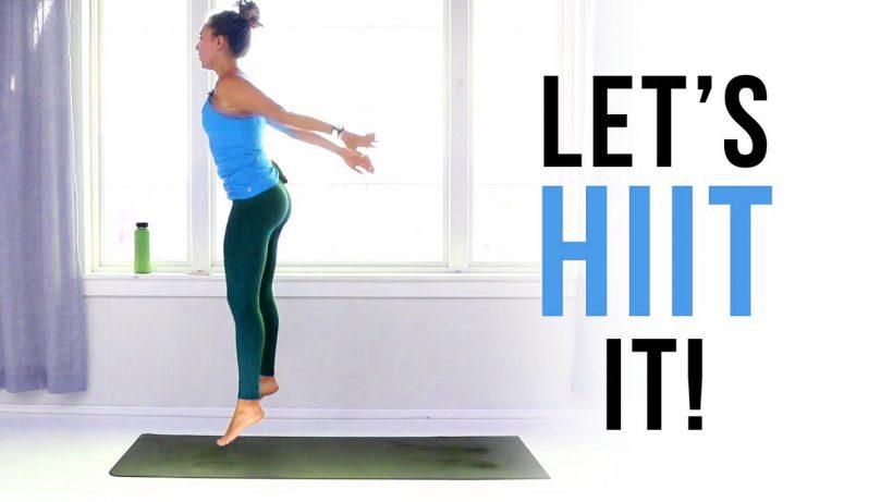HIIT x Yoga