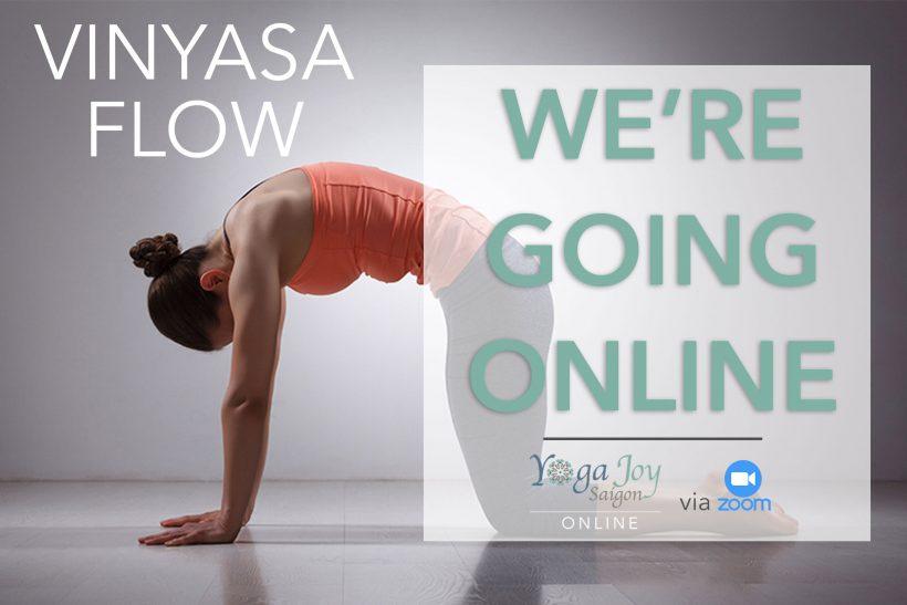 Live: Vinyasa Flow